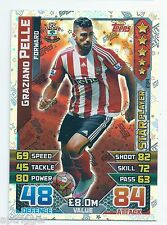 2015 / 2016 EPL Match Attax Base Card (232) Jay RODRIGUEZ Southampton
