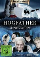 HOGFATHER (Hog Father) -Terry Pratchett NEW SEALED UK R2 DVD Compatible Release