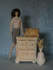 "AllforDoll DIORAMA Furniture CABINET for 16"" Dolls - Tonner Kish Madra BJD Ficon"