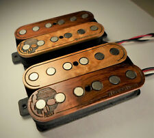 Wiggins Brand, hand wound Humbucker set, All wood, Alnico, MADE TO ORDER