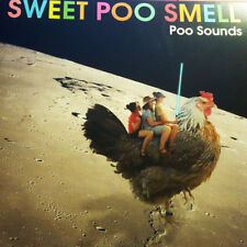 SWEET POO SMELL Poo Sounds LP . raincoats daniel johnston alternative folk