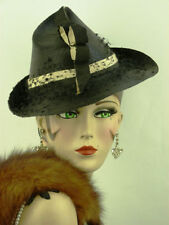 Straw Everyday Vintage Hats for Women