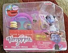 Disney Junior Girls Vampirina Fangtastic Kitchen Figure Doll