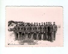 Foto  Soldatengruppe 2 WK