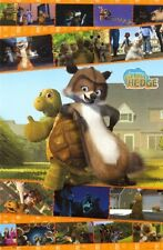 2006 DREAMWORKS OVER THE HEDGE BUDS POSTER 22X34 NEW