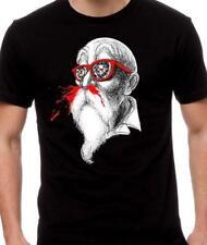 Men's Tops Creative Turtle Fairy Print Pattern Cotton T-Shirt New Short Sleeves