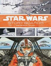 Star Wars Storyboards: The Original Trilogie par J.W.RINZLER Livre relié 9
