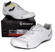 Scott Road Comp Boa Bike Cycling Shoes White Men's Size 46 US / 11.5 EU