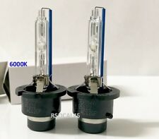 2 NEW OEM D2S 6000K 85122 66240 66040 HID XENON HEADLIGHT BULBS SET 35W