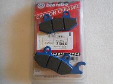 PASTILLA DE FRENO BREMBO 07YA2206 CAGIVA CANYON DAELIM HONDA VT XL 125 TRIUMPH