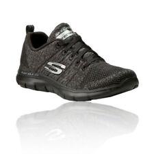 Calzado de mujer Zapatillas fitness/running Skechers color principal negro
