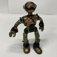 Teenage Mutant Ninja Turtles FUGITOID Figure, Playmates 1990 Free Shipping