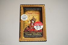 Blood Hina by Naomi Hirahara and Terry Teachout SIGNED Hardcover