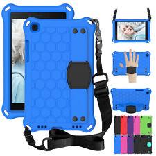 """For Samsung Galaxy Tab A 8"""" 10.1"""" Shockproof EVA Foam Case w/ Stand & Hand Strap"""