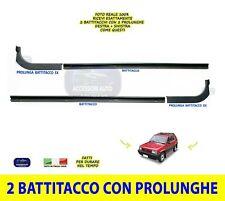 Battitacco Fiat Panda 141 Batticalcagno con Prolunghe DX SX Coppia battitacchi 4