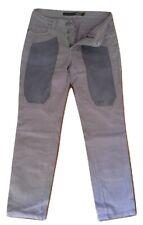 Pantalone da uomo Jeckerson Pantaloni Toppe Casual Jeans Slim Skinny Trousers 31