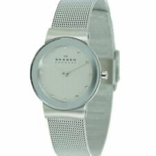 Skagen Ladies Watch 358Sssd 358sssd Wristwatch