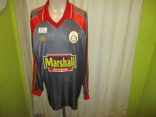 Galatasaray Istanbul Adidas Langarm Spieler Version Trikot 1999/00 Gr.XL TOP