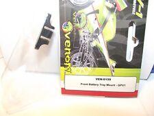 Venom Ven-0159 Front Battery Tray Mount Black Nylon gpv1 1pc