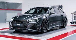AUDI ABT RS6-R Grey 2020 1:18 GT SPIRIT GT292 Précommande Juin 2021