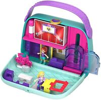 Polly Pocket World Shopping Mall Compact Purse PlaySet