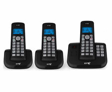 BT 3560 TRIO DIGITAL CORDLESS TELEPHONE WITH ANSWER MACHINE & SPEAKER PHONE
