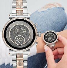 Michael Kors MKT5064 Smartwatch Damenuhr Uhr Sofie Gen 4  zweifarbig neu
