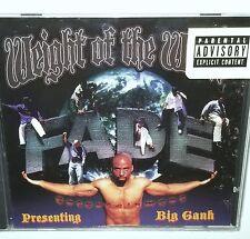 "BIG GANK SEALED CD PRIVATE Random OHIO RAP G Funk lp 12"" cassette nwa gangster"
