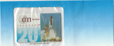TK GTI Telephonkarte/Phone Card 20u NASA Shuttle Launch 'Kennedy Space Center'