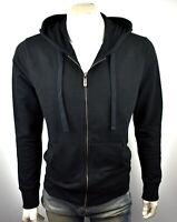 True Religion Men's Metallic Horseshoe Logo Zip-up Sweatshirt/Hoodie - 104234