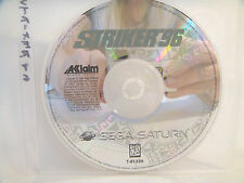 Striker 96 - Sega Saturn - Disc only