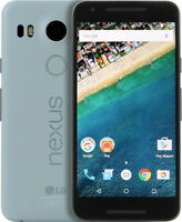 "5.2"" Unlocked LG Google Nexus 5X H790 Android 4G LTE 12.3MP 16/32GB Smart Phone"