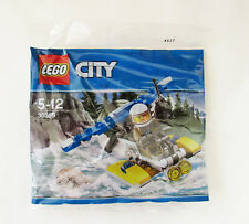 Lego 30359 - Polizei Wasserleichtflugzeug - Polybag - Neu & OVP
