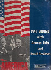 pat boone with george otis and harald bredesen the solution to crisi-america lp