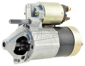 Remanufactured Starter  Wilson  91-31-9005