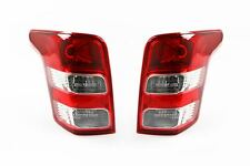 Mitsubishi L200 Triton 15- Rear Tail Lights Lamps Pair Set Driver Passenger