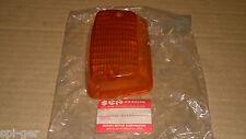 1983+ CS-125-D Roadie Suzuki New Genuine Left Front Indicator Lens 35632-01490