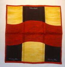 CHRISTIAN DIOR FARENHEIT SCARF / PAÑUELO / косынка  - PROMOTIONAL GIFT