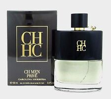 CH Prive Cologne by Carolina Herrera 3.4 oz.EDT Spray for Men.New in Sealed Box.