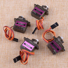 4pcs MG90S Micro Metal Gear 9g Servo for RC Plane Helicopter Boat Car Racing