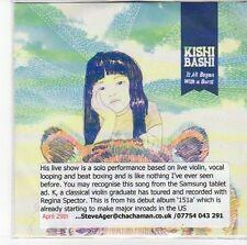 (EB880) Kishi Bashi, It All Began With A Burst - DJ CD