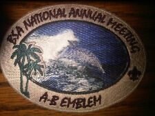 2012 BSA National Annual Meeting Patch Oval Scout held in Orlando Florida