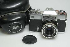 Zeiss Ikon Icarex 35 S BM + Carl Zeiss Tessar 50mm F2.8 M42