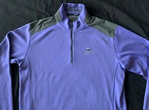 Nike Golf Men's Boeing Classic Tour Performance Pullover Sweater - Size XL
