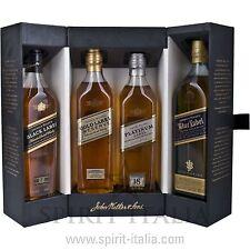Johnnie Walker Collection Set   GB 4x0,2 40,00 % 0.8 l