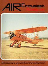 AIR ENTHUSIAST #26 DEC 84-MAR 85: SHACKLETON HISTORY/ HUEYS IN NAM/CURTISS HAWKS