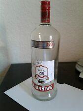 Smirnoff Optic Empty Bottle 1.5 Litre