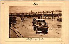 CPA LYON Le Bateau-Mouche (461544)