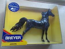 Breyer 2001 Equitana USA Odyssey Blue Star Deco American Saddlebred Stallion