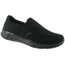 7ed8dba7850b Mens Skechers Double Play Casual Memory Foam Slip on Shoes Sizes 8 to 11 UK  10